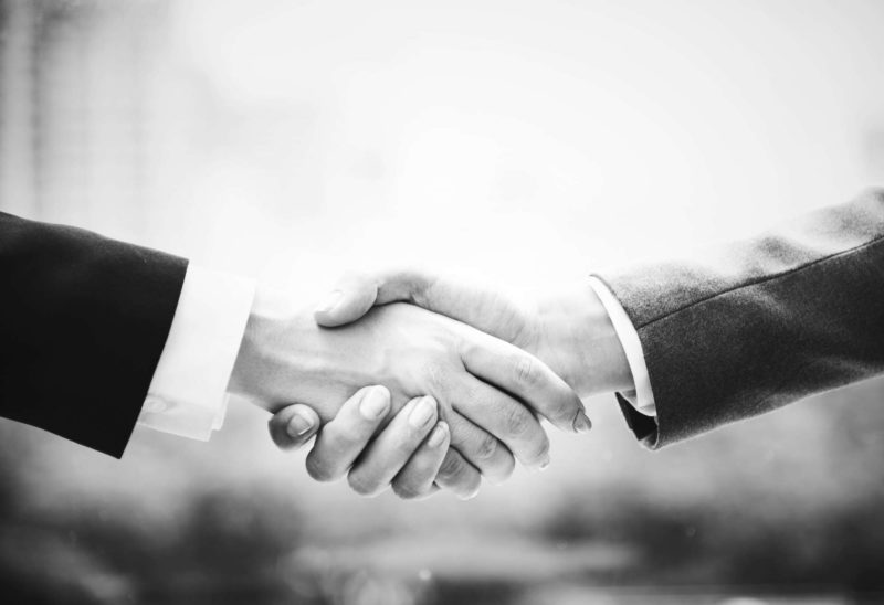 Connaissance entre conseiller en gestion de patrimoine et son client