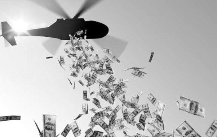 Hélicoptère Monétaire Master Finances